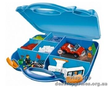 Lego «Синий чемоданчик для мальчиков» Creator 10659