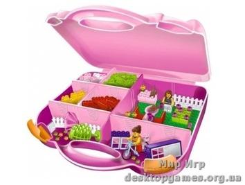 Lego «Розовый чемоданчик для девочек» Creator 10660