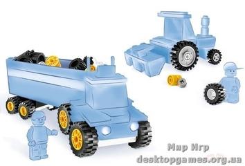 Lego «Конструктор колеса» Creator 6118