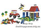 Lego «Большая коробка с кубиками» Creator 6166