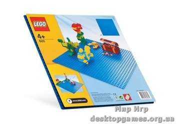 Lego «Синяя строительная пластина» Creator 620