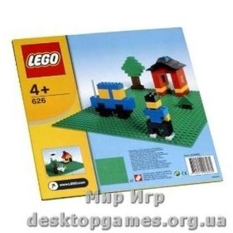 «Средняя зеленая пластина» Creator 626