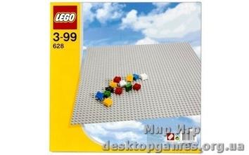 Lego «Большая Строительная Пластина» Creator 628