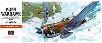 HA00139 P-40N Warhawk