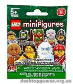 Lego Minifigures-vol 11 серия 71002
