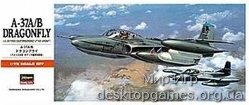 HA00142 A-37A/B DRAGONFLY
