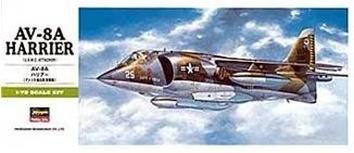 HA00240 AV-8A Harrier