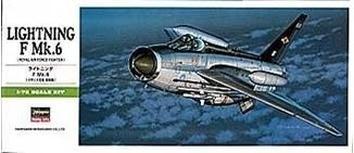HA00245 LIGHTNING F Mk.6