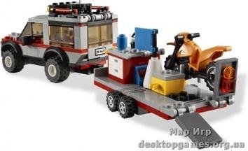 Lego Транспортёр мотоциклов City 4433