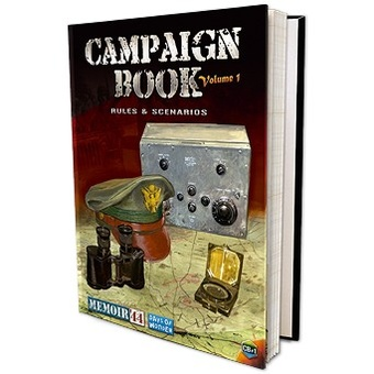 Memoir 44 - Campaign Book Volume 1