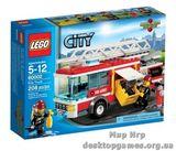Lego «Пожарная машина» City 60002