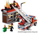 Lego «Тушение пожара» City 60003