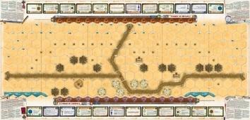 Memoir 44 - OP4 Battle Map - Disaster at Dieppe/The Capture of Tobruk - фото 5