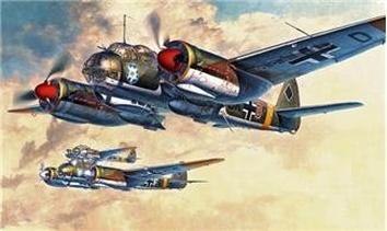 HA00555 Junkers Ju88A-4