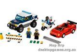 Lego Полицейская погоня City 60007