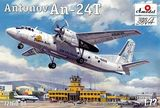 Самолет Антонов Ан-24T Phoenix Avia