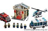 Lego Ограбление музея City 60008