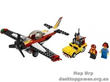 Lego Самолёт каскадёров City 60019
