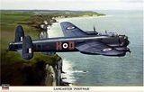 HA00850 Lancaster POSTWAR