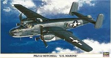 HA00866 PBJ-1J Mitchell US Marines