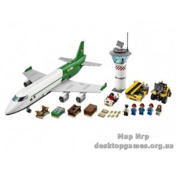 Lego Грузовой терминал City 60022