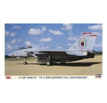 HA00881 F-14B Tomcat «VF-11 Red Rippers 75th Anniversary»
