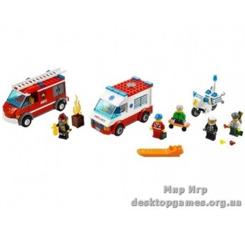 Lego Стартовый набор City 60023