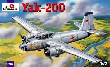 Учебно-тренировочный самолет Як-200
