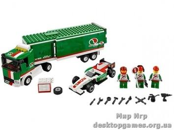 Lego Грузовик Гран При City 60025