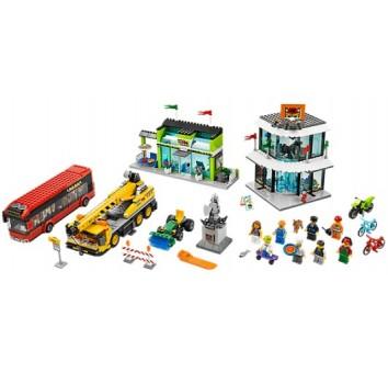 Lego Городская площадь City