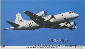 HA00890 P-3C VP-40 FIGHTING