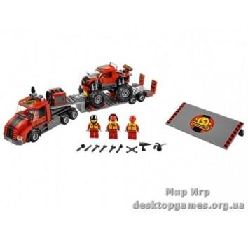 Lego Транспортировщик грузовиков-монстров City 60027