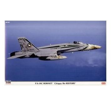 HA00909 F/A-18C Hornet Chippy HO History