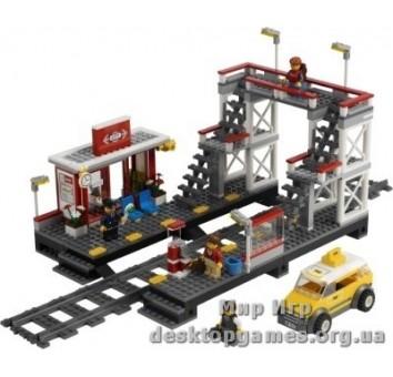 Lego «Железнодорожный вокзал» City 7937