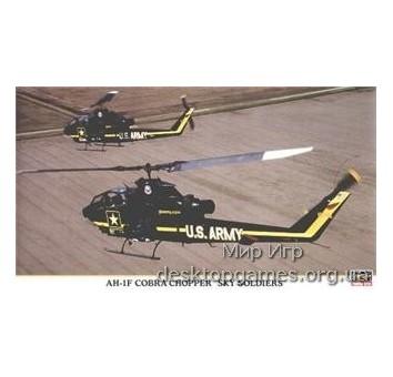 AH-1F Cobra Chopper Sky Soldiers