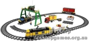Lego «Товарный поезд» City 7939