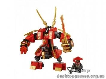Lego «Огненный робот Кая» NinjaGo 70500