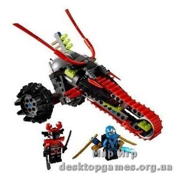Lego «Воин на мотоцикле» NinjaGo 70501