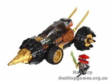 Lego «Земляной бур Коула» NinjaGo 70502
