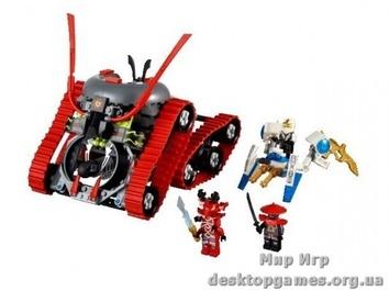 Lego «Гарматрон» NinjaGo 70504