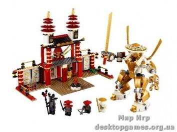 Lego «Храм Света» NinjaGo 70505