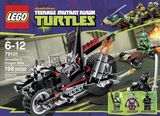 Lego Драконий мотоцикл Шредера Mutant Ninja Turtles 79101