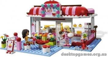 Lego Кафе в городском парке Friends 3061