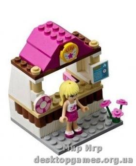 Lego Клуб пилотов Friends 3063