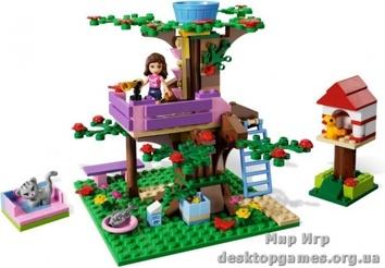 Lego Домик на дереве Оливии Friends 3065