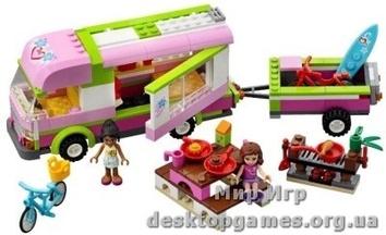 Lego Поход за город Friends 3184