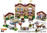 Lego Летний лагерь наездников Friends 3185