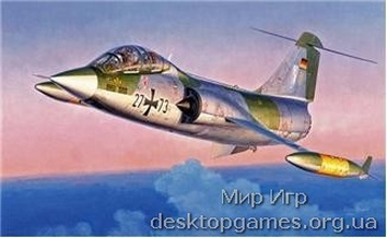 HA07240 TF-104G Starfighter