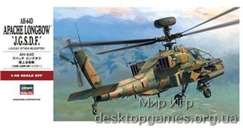 AH-64D «J.G.S.D.F.«