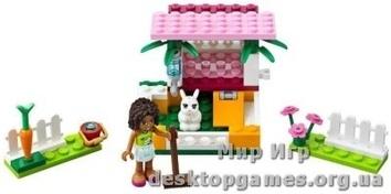 Lego Домик для кролика Андреа Friends 3938